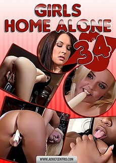 Girls Home Alone 34