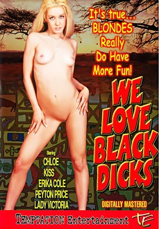 We Love Black Dicks