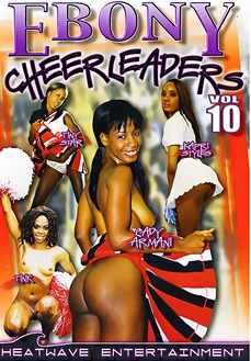 Ebony Cheerleaders #10