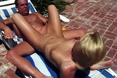 Blond cheerleader gets fucked outdoors Cheerleader Diaries 3