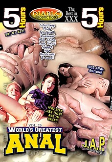 Worlds Greatest Anal