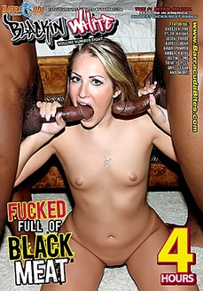 Fucked Full Of Black Meat