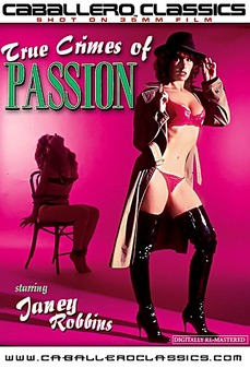 True Crimes Of Passion