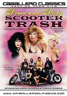 Down & Dirty Scooter Trash
