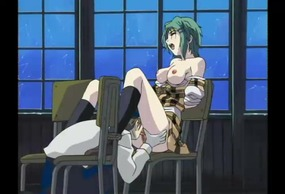 anime,,japanese,,cartoon,,hentai,,green,hair,,babe,,trussed,up,,juice,pie,,pussy,licking,,blowjob,,harcore