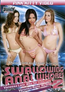 Porno video: Swallowing Ana