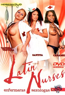Porno video: Latin Nurses