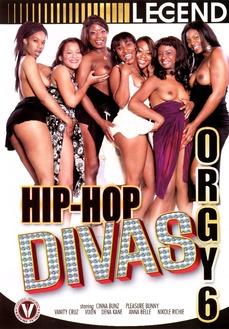 Hip Hop Divas Orgy 6