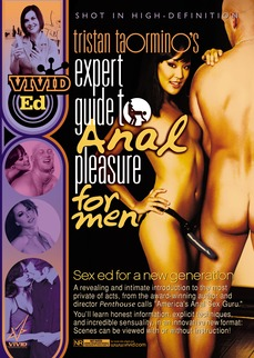 Tristan Taormino's Expert Guide To Anal Pleasure For Men