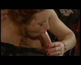 Horny babe gets her pussy licked and rubbed by a horny dude