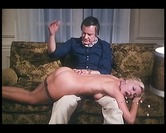 Vintage couples explore spanking fetish & fuck passionately