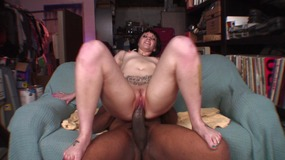 brunette, trimmed, pussy, tattoo, mother, milf, mom, mommy, interracial, bbc, big, black, cock, big, dick, black, cock, pussy, licking, toys, masturbation, kissing