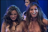 Hot tits honey showing how to blows cock on stage