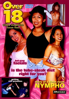 Over 18 Video Magazine 4: Diary Of A Dorm Room Nympho