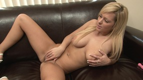 masturbation, solo, british, blonde, self, play, big, tits, amateur, long, legs, dildo, fuck, babe, fetish