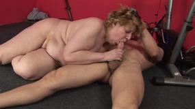 She loving this big cock