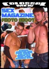 Sex Magazine Photo Shoot