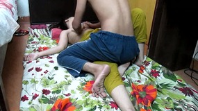 Horny Indian Couple Hardcore Sex...