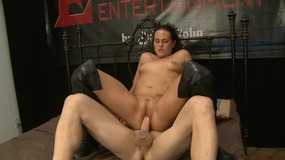 Whore gets fucked in her Fuck me boots!