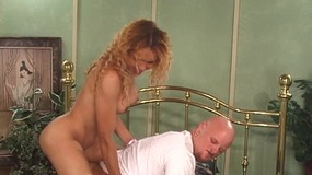 manly stud and hot tranny suck each other's.