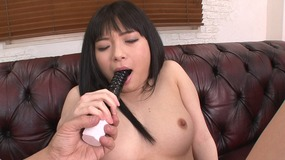 Hot Japanese chick bonked until she squirts