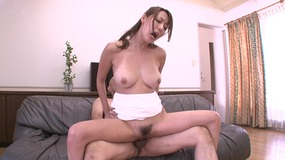 brunette, big, boobs, hairy, pussy, licking, blowjob, skinny, fingering, wet, pussy, riding, reverse, cowgirl, squirting, orgasm, creampie