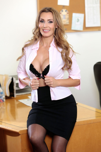 66290-#PR: TANYA TATE Lands AVN All-Girl Performer of the Year & XBIZ Girl/Girl Performer of the Year Award Nominations-Tanya Tate