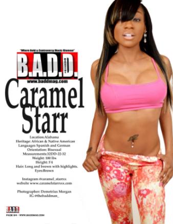 48502-New magazine feature!-Caramel Starr