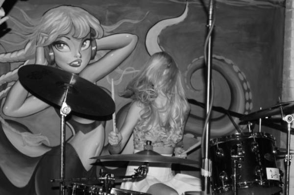 53114-Cute drummer hair flip-Jana Jordan