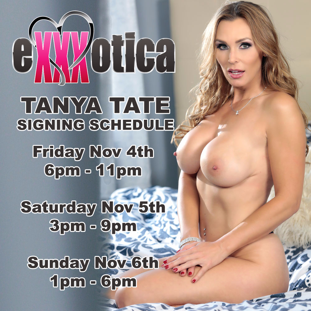 64434-Tanya Tate Signing Times For Exxxotica New Jersey 2016-Tanya Tate