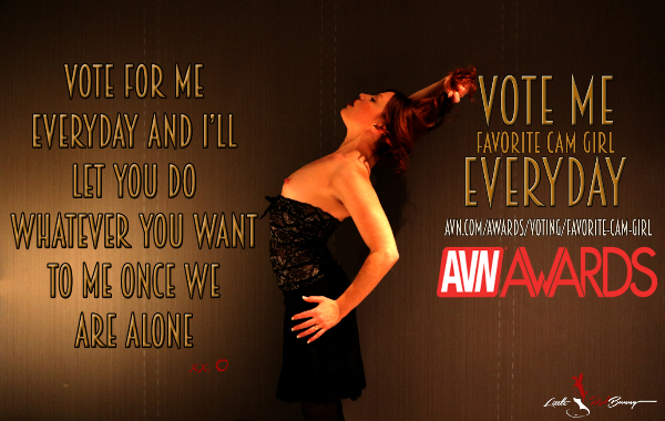 67960-AVN Voting has begun and I NEED YOUR VOTES!-LittleRedBunny