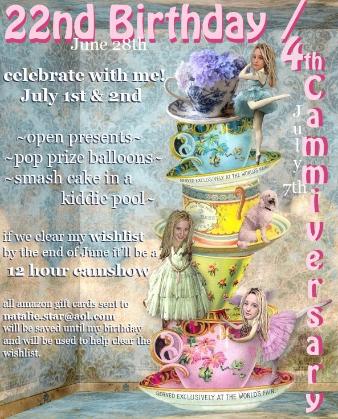 48806-22nd Birthday / 4 Year Cammiversary-Maren