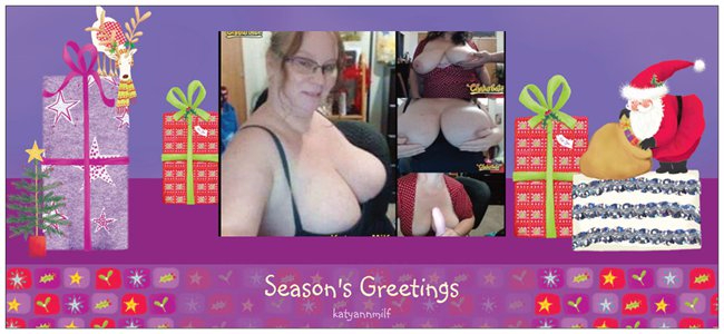 67084-Merry Christmas-Katyannmilf ~ CUM MEET YOUR NEW MOMMY
