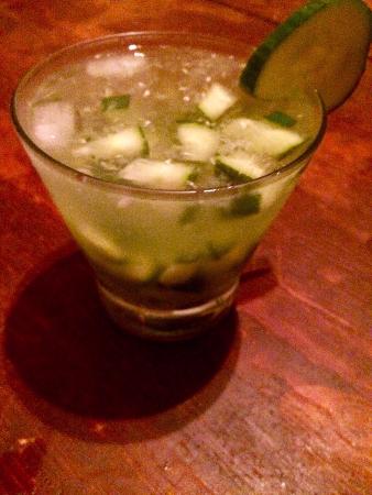 56378-Cucumber Martini-LittleRedBunny