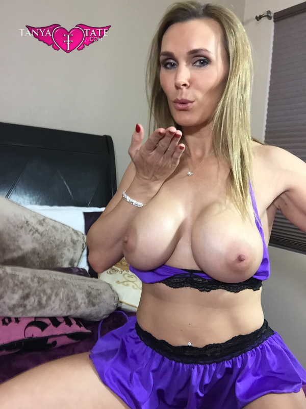 21212-TANYA TATE PURPLE HALTER NECK CROP TOP AND MATCHING MINI SKIRT FOR AUCTION ON EBAY-Tanya Tate