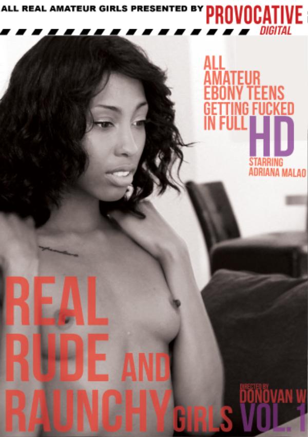 18986-Brand New DVD RealRudeAndRaunchyGirls Vol. 1-RRREntertainment