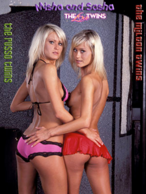 9500-BONUS TWINS-The Love Twins