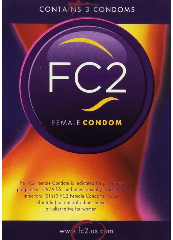 29414-First Time Trying a Female Condom-Danielle Reid