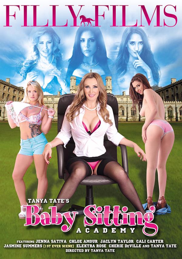 25488-Tanya Tates Baby Sitting Academy Box Cover-Tanya Tate