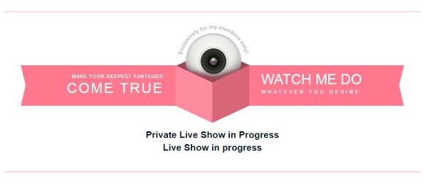 41916-Look my Live Show Free-Melena A, Maria Rya